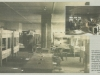Innenansicht der Baracke kurz nach dem Krieg; Quelle SZ 29.11.2011