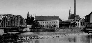 Leschwitz-Posottendorf 1933 - Das KZ in der Tuchfabrik