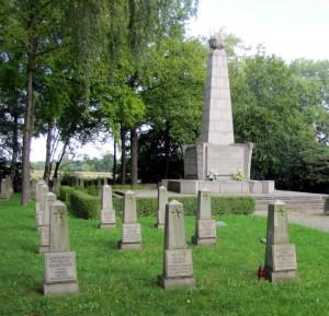 Ehrenfriedhof Rauschwalde