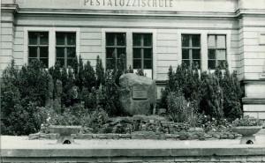 Gedenkstein Bruno Kühn