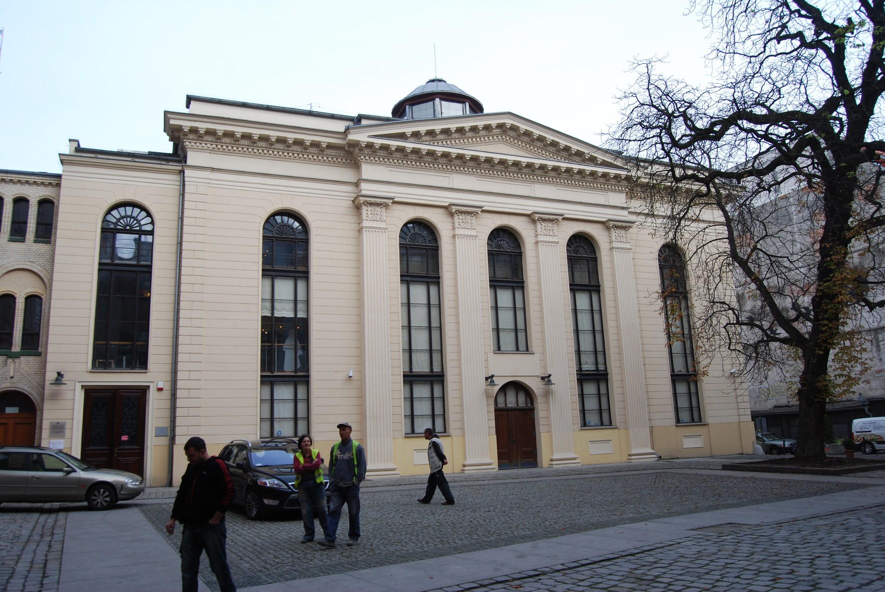 Synagoge zum weissen Storch