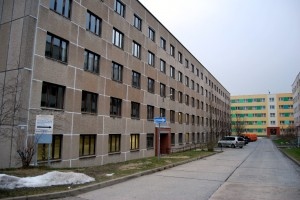 Asylsuchendenheim Loebau
