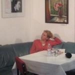 MdB Lay vor dem Interview