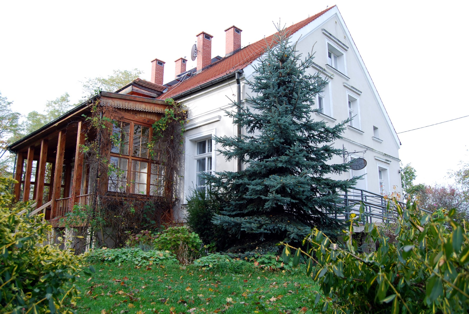 Berghaus Kreisau